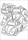 Transformers 016 coloring page