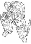 Transformers 023 coloring page