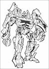 Transformers 031 coloring page