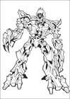 Transformers 035 coloring page