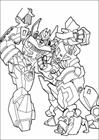 Transformers 050 coloring page