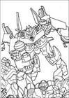 Transformers 056 coloring page