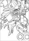 Transformers 058 coloring page