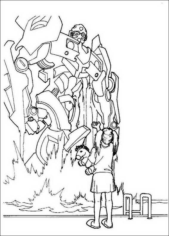 Free Coloring Pages Of Transformers Animated Transformers Animated Coloring Pages