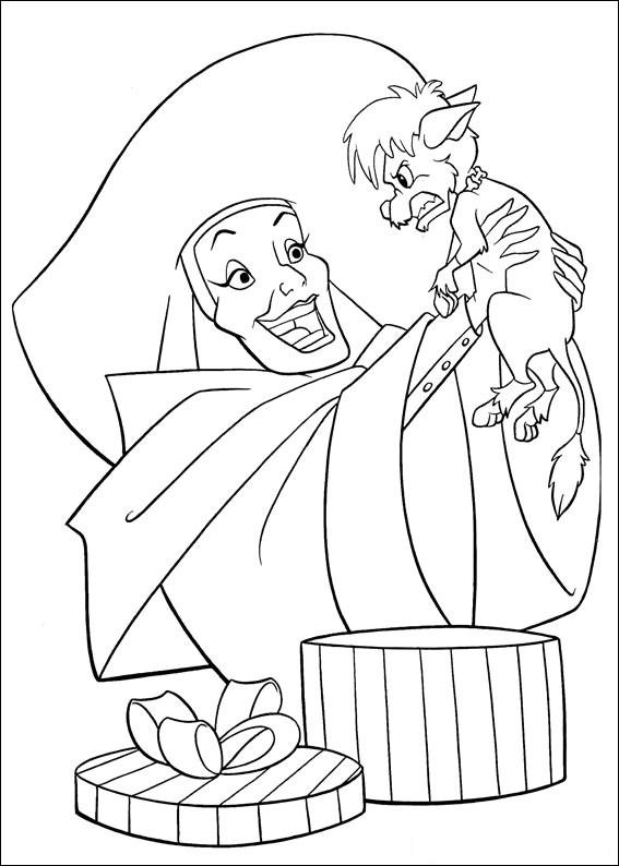 102 Dalmatians 03 coloring page