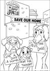 102 Dalmatians 8 coloring page