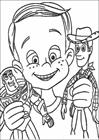 Toy Story 025 coloring page