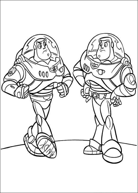 Disney Toy Story Coloring Pages Printable