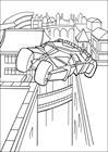 Batman 024 coloring page