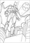 Batman 036 coloring page