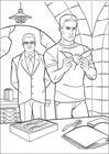 Batman 046 coloring page