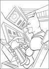Batman 055 coloring page