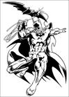 Batman 069 coloring page