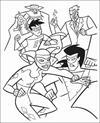 Batman 088 coloring page
