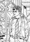 Harry Potter 017 coloring page
