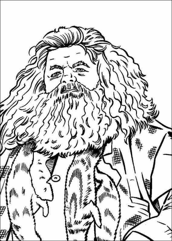 harry potter 039 coloring page