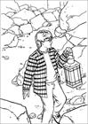 Harry Potter 054 coloring page