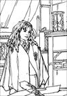 Harry Potter 055 coloring page