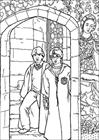 Harry Potter 057 coloring page