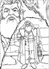 Harry Potter 062 coloring page
