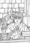 Harry Potter 064 coloring page