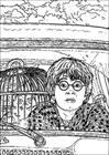 Harry Potter 070 coloring page