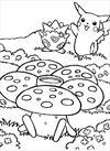 Pokemon 23 coloring page
