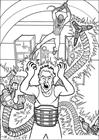 Spiderman 023 coloring page