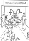 Spiderman 026 coloring page
