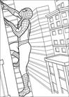 Spiderman 028 coloring page