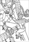 Spiderman 042 coloring page