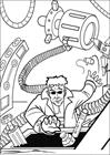 Spiderman 049 coloring page