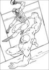 Spiderman 069 coloring page