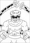 Spiderman 092 coloring page