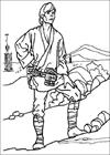 Star Wars 125 coloring page