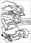 Star Wars 129 coloring page