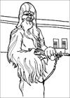 Star Wars 130 coloring page