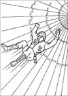 Star Wars 150 coloring page