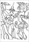 Transformers 003 coloring page