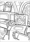 Transformers 005 coloring page