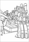 Transformers 010 coloring page
