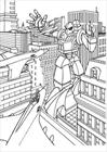 Transformers 021 coloring page