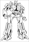 Transformers 030 coloring page