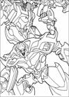 Transformers 057 coloring page