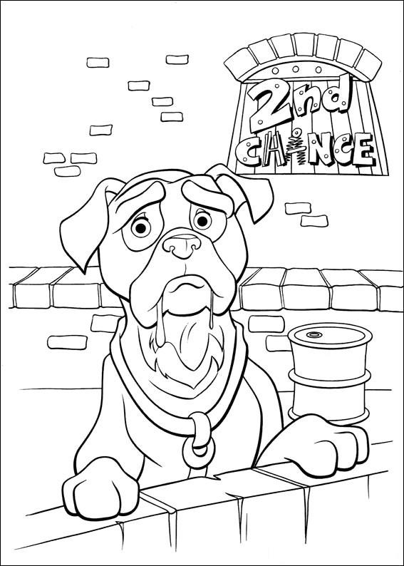 102 Dalmatians 04 coloring page