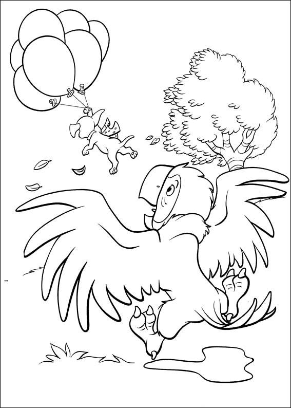 102 Dalmatians 17 coloring page