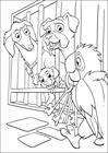 102 Dalmatians 30 coloring page