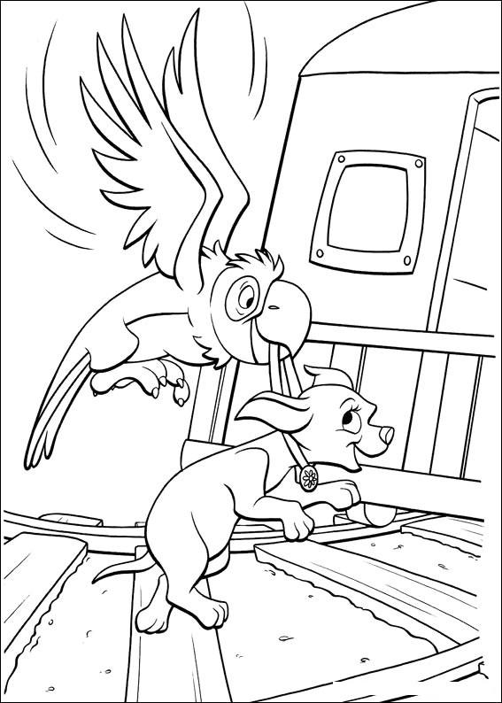 102 Dalmatians 38 coloring page