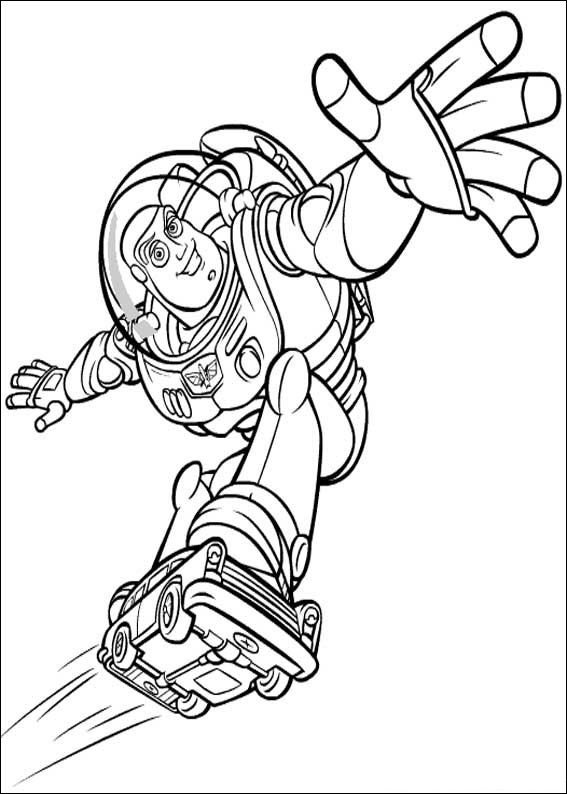Toy Story 002 coloring page