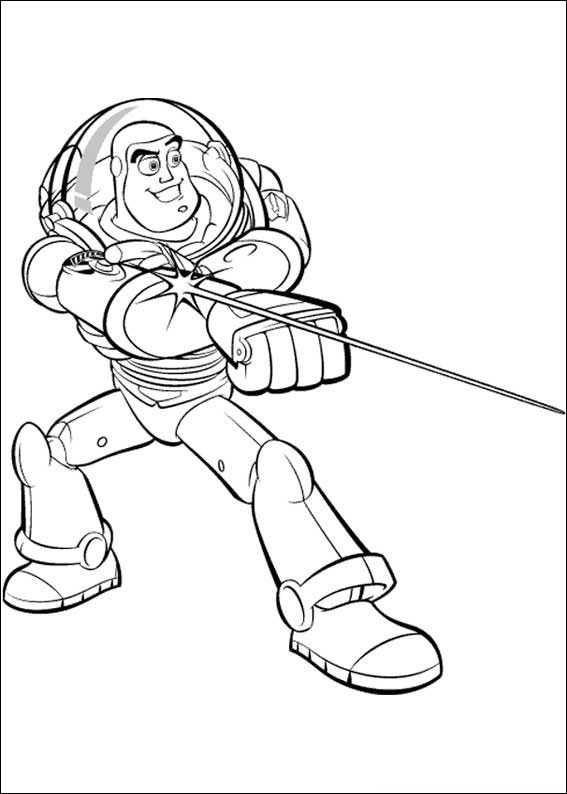 Toy Story 005 coloring page
